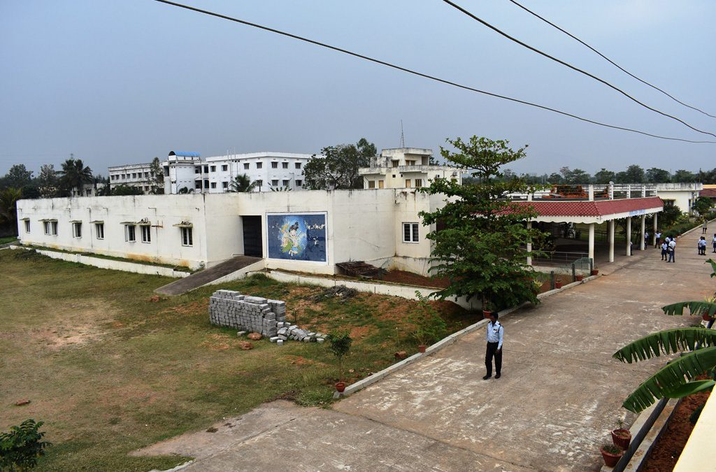 Renovatie van de school